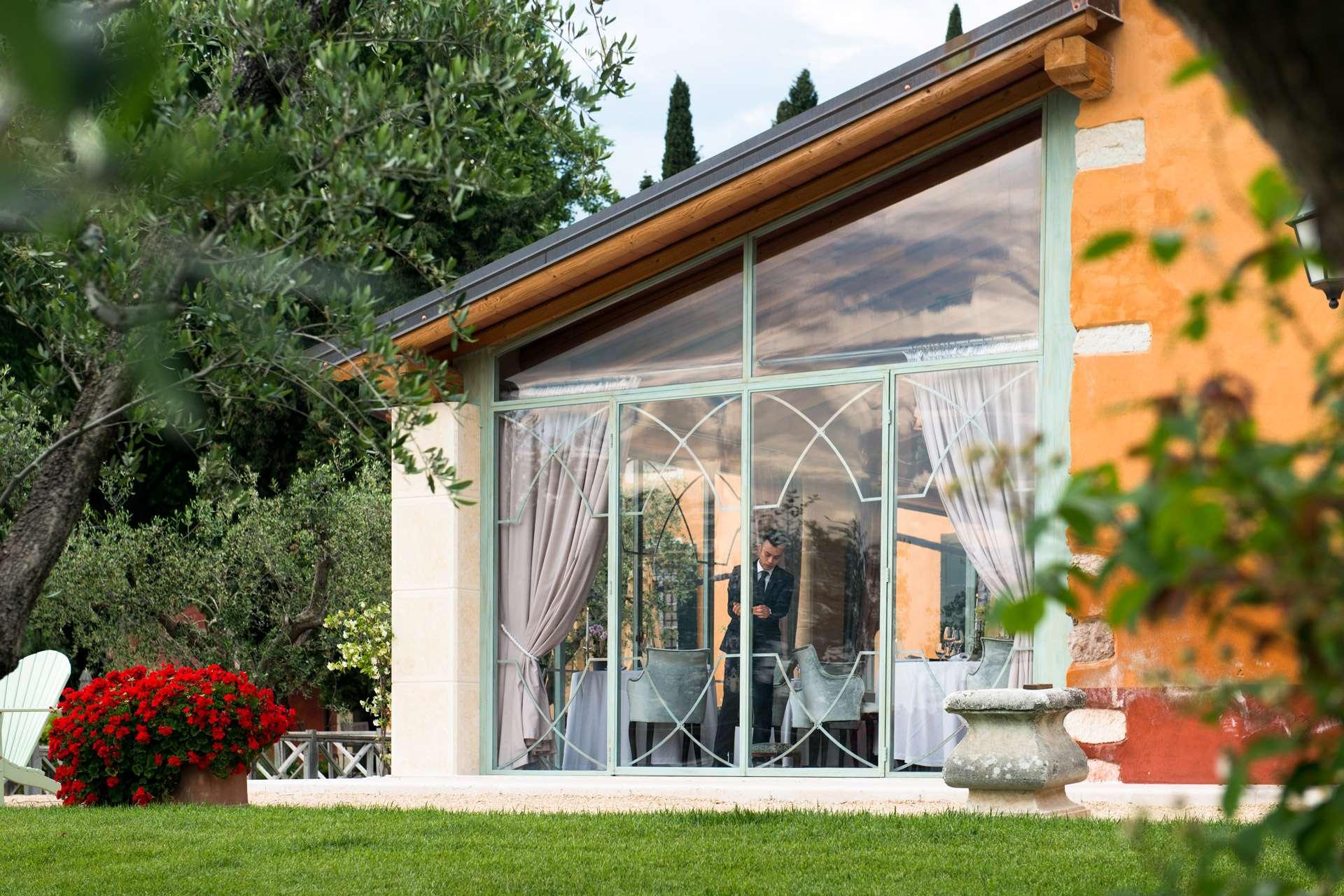 Oseleta Restaurant - Villa Cordevigo Wine Relais & Spa
